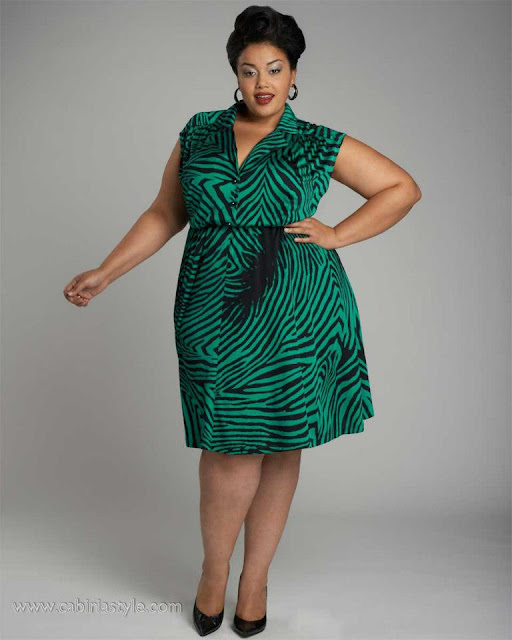 High End Plus Size Clothing Cabiria