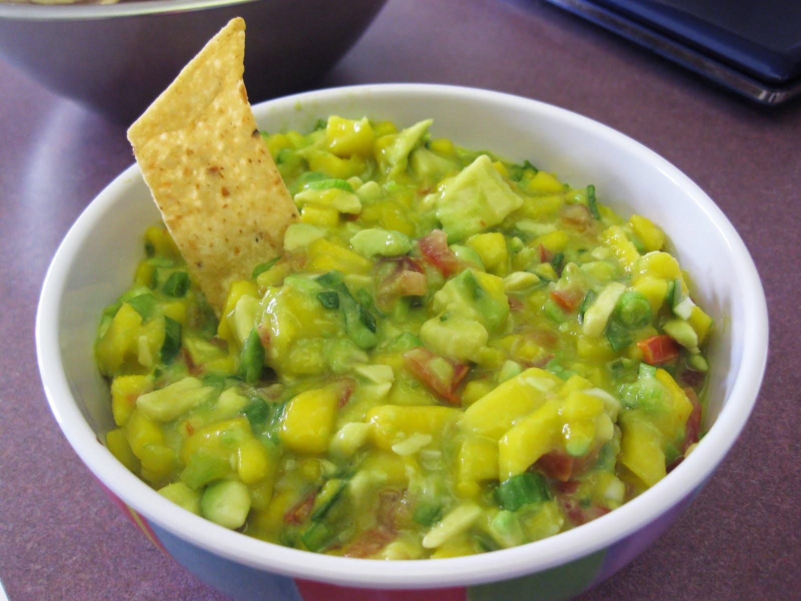 Bloatal Recall: Avocado Mango Salsa
