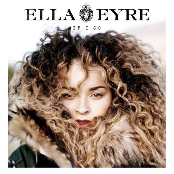 Ella Eyre - If I Go - Single Cover