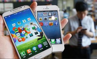 Samsung overtakes Apple