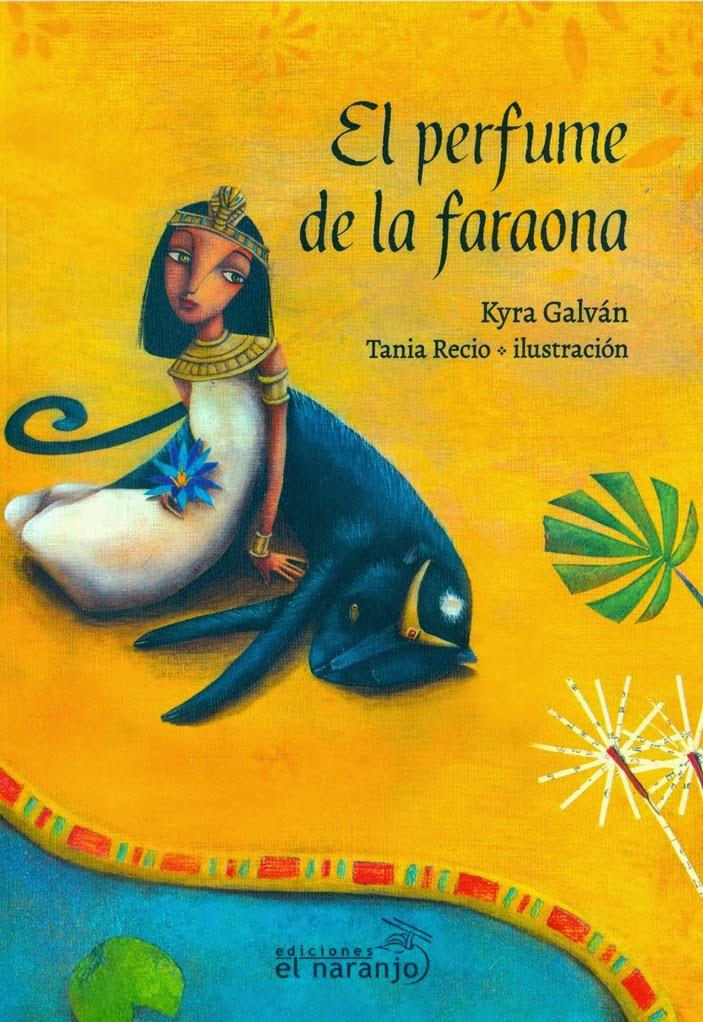 Libro: El perfume de la faraona