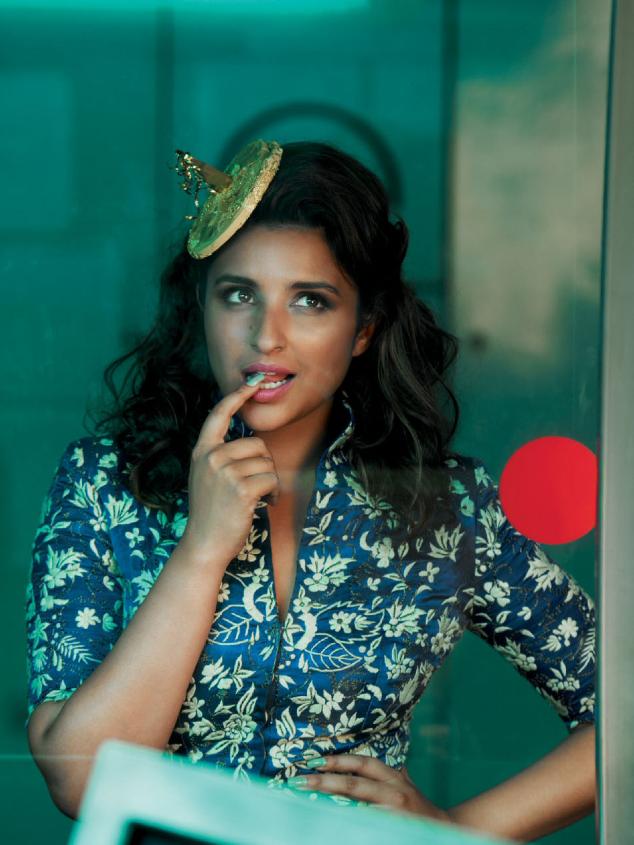 Parineeti Chopra Hot PhotoShoot For Femina India(July 2014)