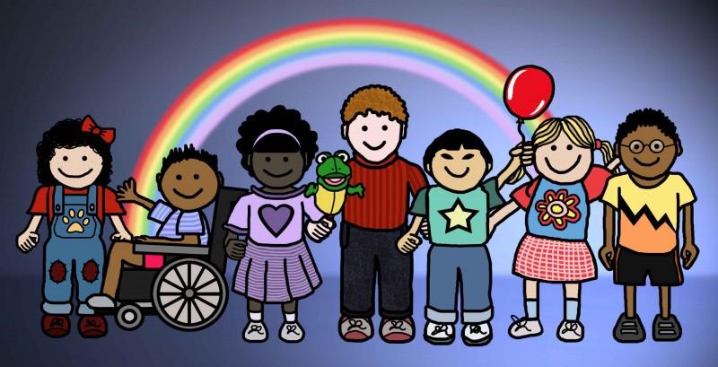Giải quyết được các rắc rối, trẻ sẽ vui vẻ và hòa đồng