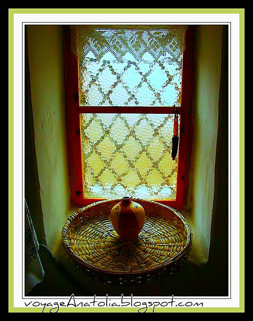 Window Interior at Village House