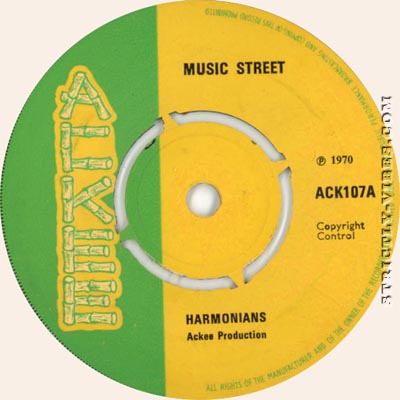 Harmonians Music Street Group Of Girls