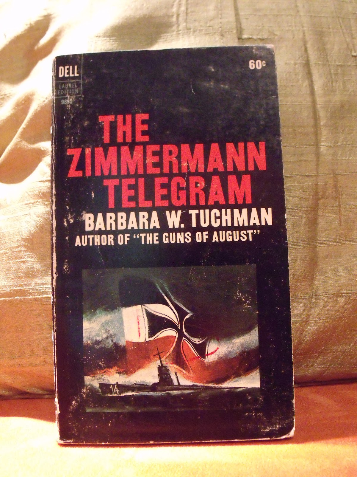 an analysis of the book guns of august by barbara tuchman Synopsis born in new york city on january 30, 1912, barbara tuchman is a two-time pulitzer prize winner her book the guns of august (1962), a historical analysis of early world war i, earned her.