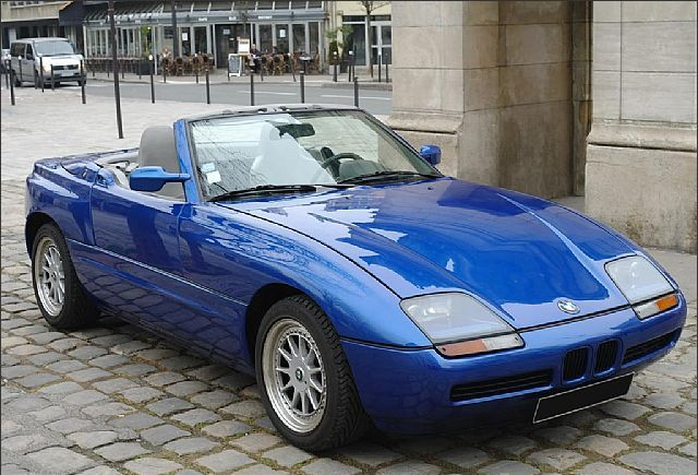 bmw z1 one of 193 in this color blog car classic. Black Bedroom Furniture Sets. Home Design Ideas