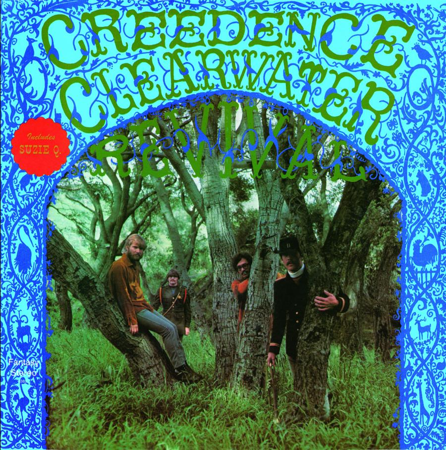 Covers Amp Lovers 1976 Lp Quot Chronicle Quot Creedence Clearwater