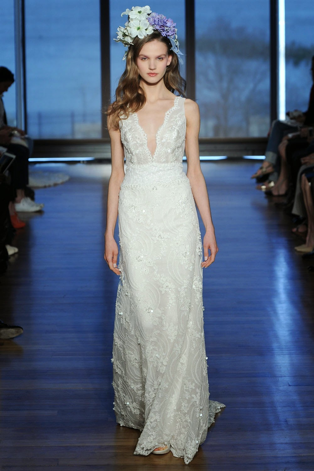 Ines Di Santo Spring 2015 Wedding Dresses