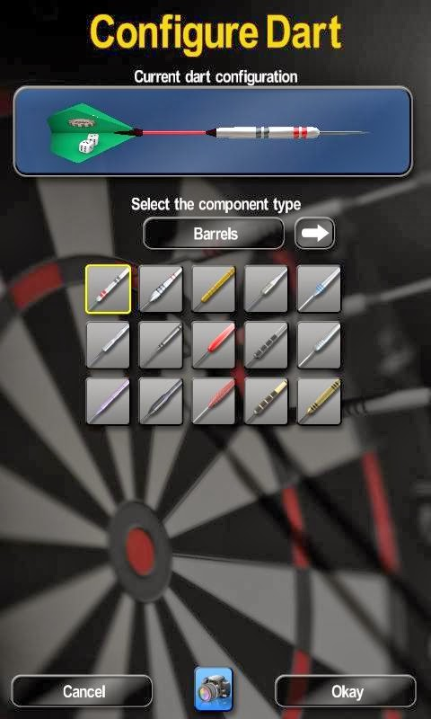 Pro Darts 2014 free android game
