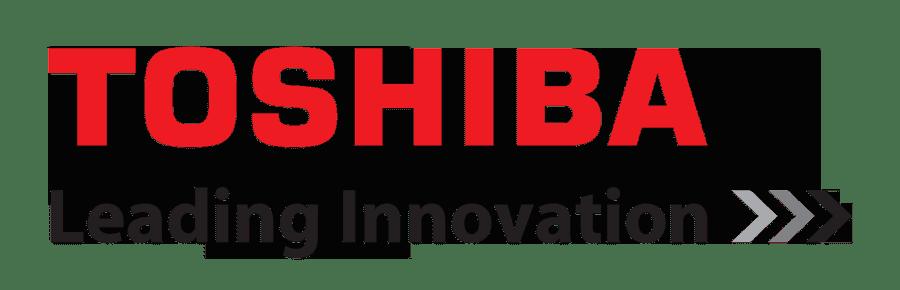 Logo Merk Laptop Toshiba