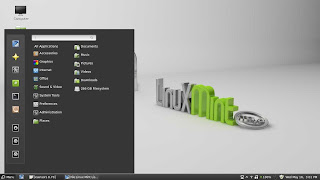 Mint Linux Screenshot