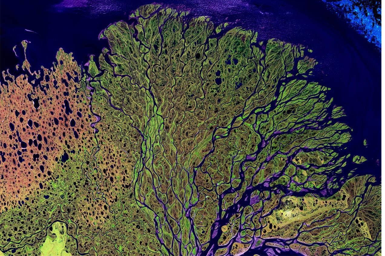 landform River delta