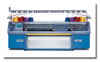 Main Parts Of Flat Bed Knitting Machine And Their Function Textile