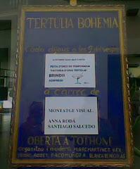 """SITGES - Tertúlia Bohèmia """"El Retiro"""" Tots els dijous a les 9 del vespre"""