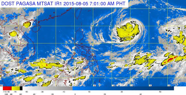 Supertyphoon hanna enters PAR wednesday