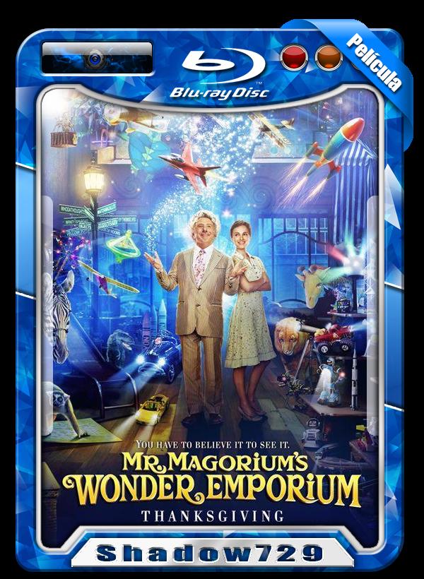 Mr. Magorium's Wonder Emporium (2007) 720p h264 Dual
