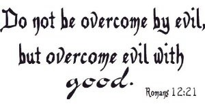 good prevails over evil