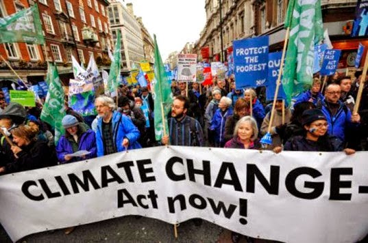 """Climate March"" Hides Real Culprits and Real Solutions"