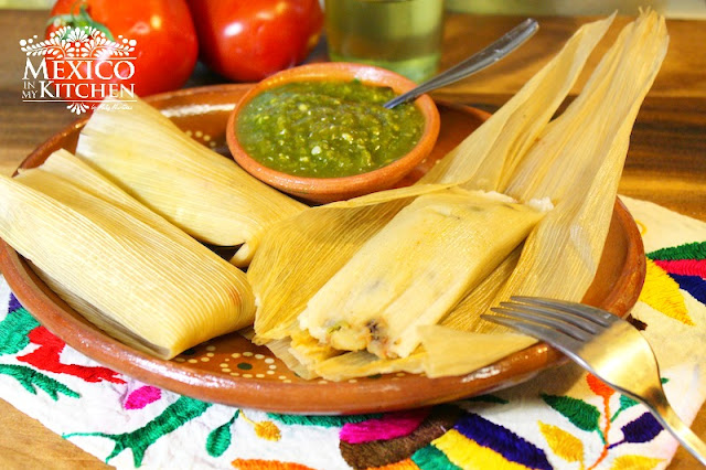 Healthier tamales low fat