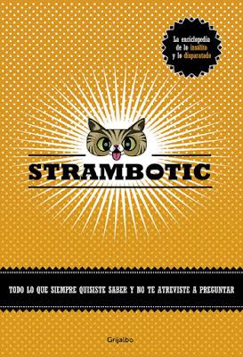 LIBRO - Strambotic (Grijalbo - 10 septiembre 2015) HUMOR - SOCIEDAD - BLOG Comprar en Amazon España