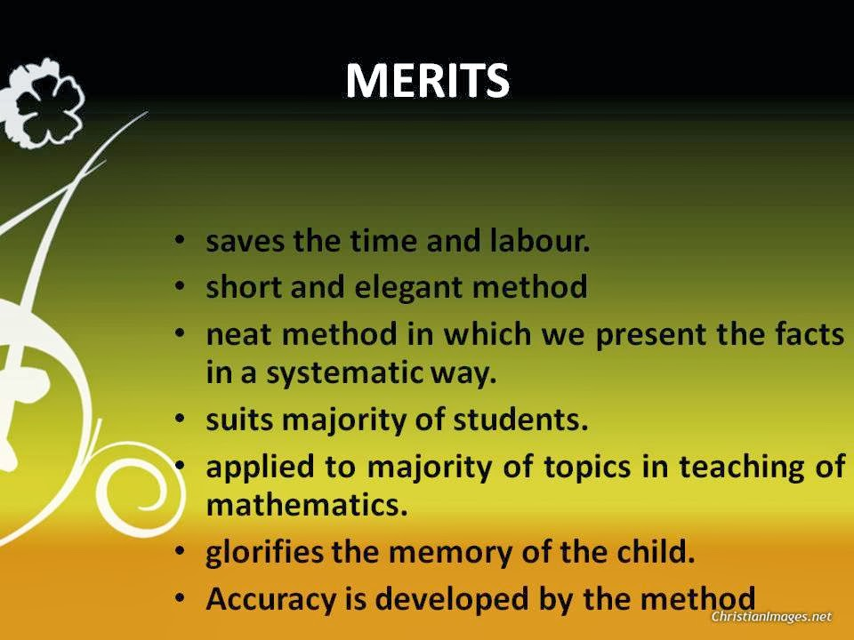 essay on methods of teaching