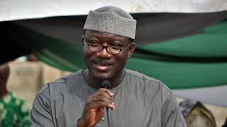 Ekiti guber: Fayemi's campaign warns Fayose over alleged planned breach of peace