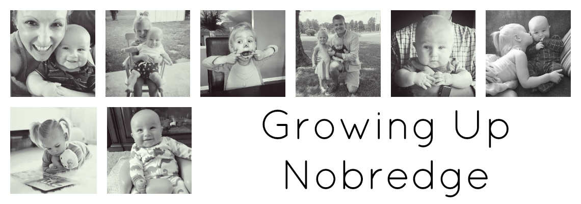 Growing Up Nobredge