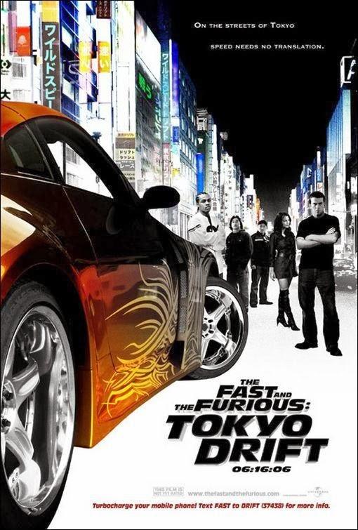 Rapidos y Furiosos 3 Reto Tokio