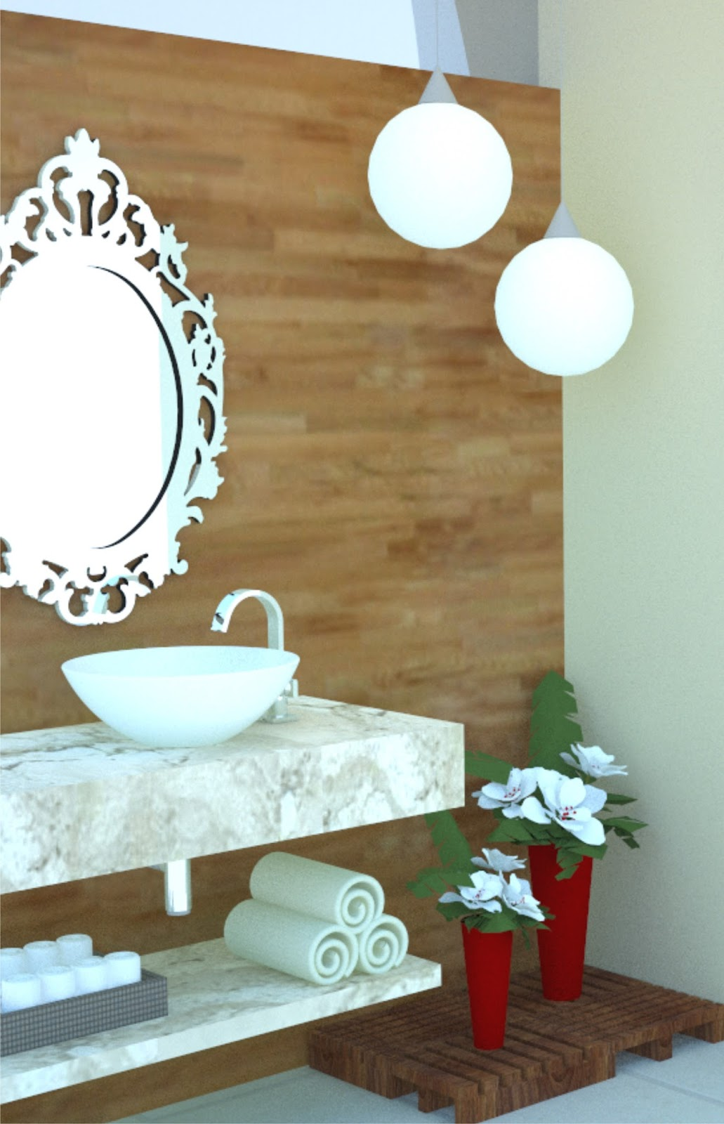 Nat lia garcia reforma lavabo cliente a l e a for Reforma lavabo precio