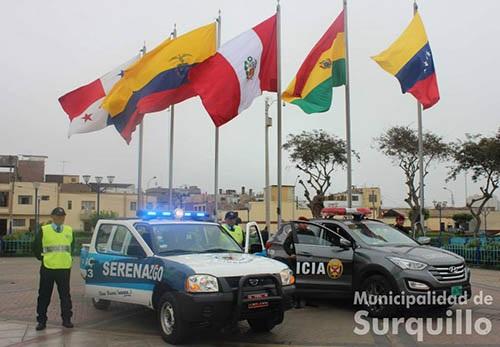 Serenazgo de Surquillo - Lima