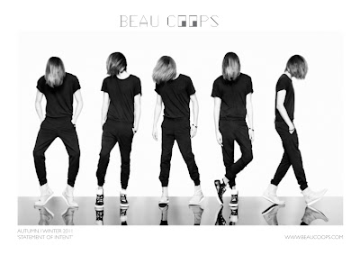 "GREEN: BEAU COOPS MENS - ""STATEMENT OF INTENT"" - AUTUMN/WINTER 2011 ."