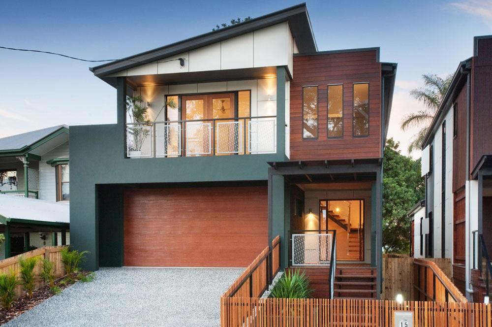 Fotos de fachadas de casas bonitas vote por sus fachadas for Casa moderna 9 mirote y blancana