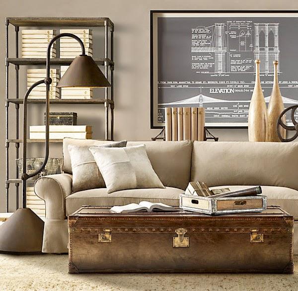 Decorar con baúles: Estilo y almacenaje para tu hogar