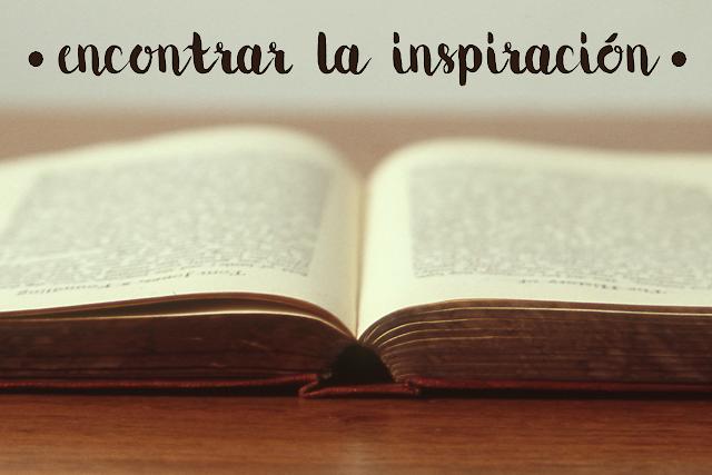 Encontrar la Inspiración en los Libros