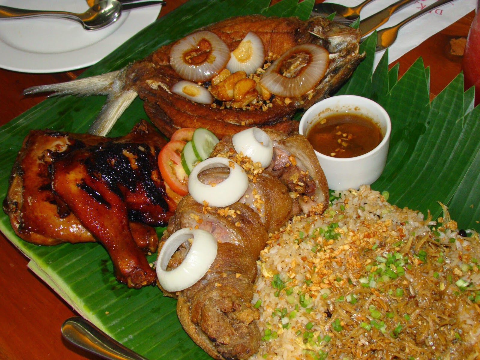 filipino cuisine The tagalog word for 'food' is pagkain learning about filipino food involves understanding the cultural history and geography of the philippines originating from various cultures but displaying regional characteristics, the food throughout the islands was prepared by malay settlers, spiced by commercial relations with chinese traders, stewed in three centuries of spanish rule, and.