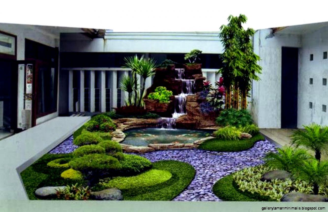 Gambar Taman Minimalis Di Lahan Sempit Gallery Taman Minimalis