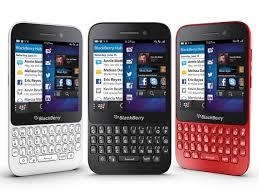 Spesifikasi BlackBerry Q5