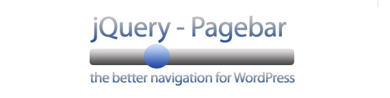 pagebar-navigation-wordpress-jquery-plugin