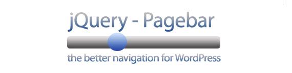 pagebar-navigation-wordpress-jquery-plugin