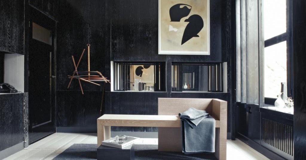 Die wohngalerie ruhe und gelassenheit in minimalistischer for Minimalistischer haushalt