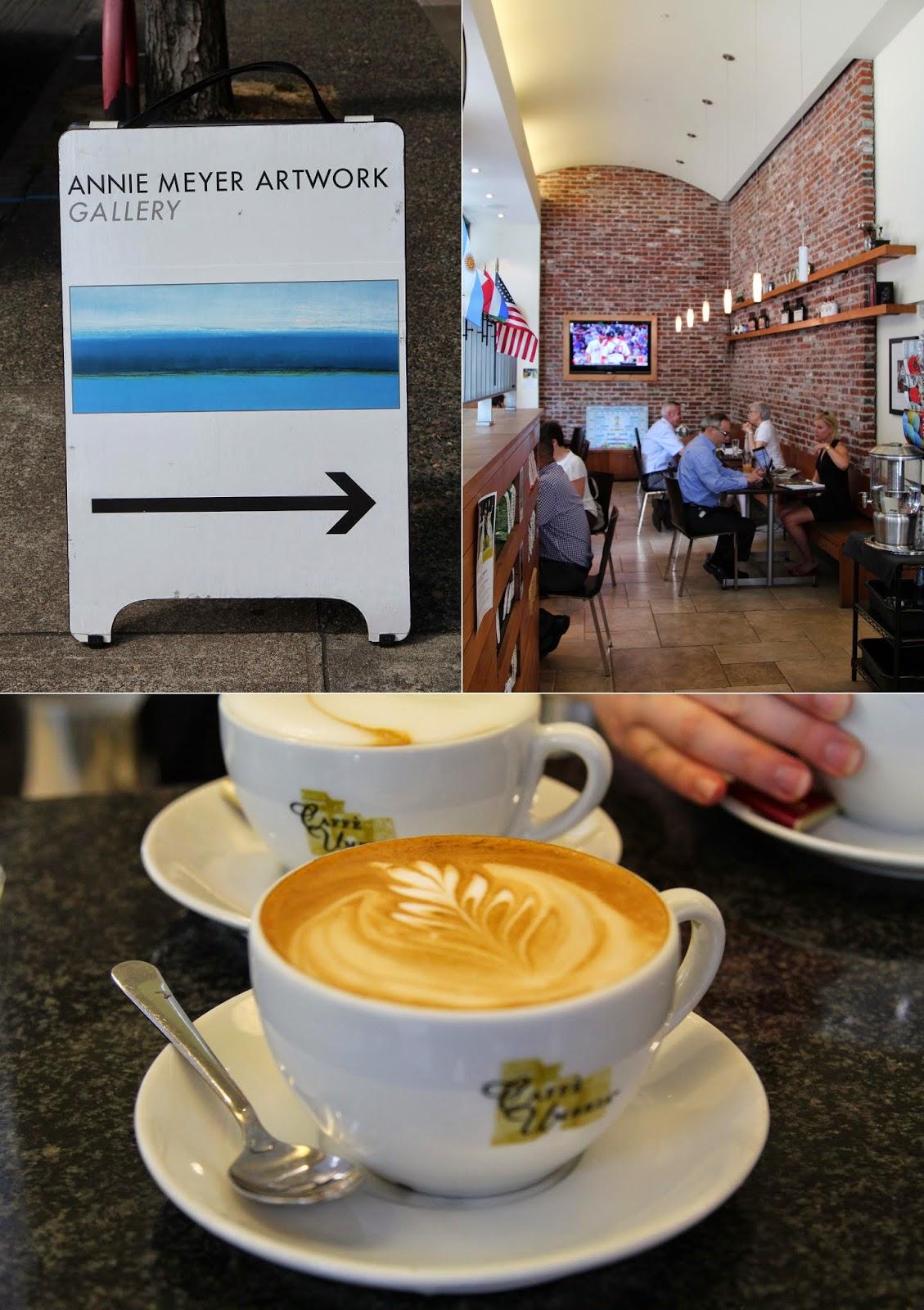 An Austrian Education: Café Central | Reestablishing the Food Connection