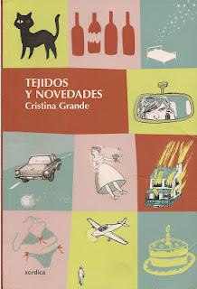 Lo que leo tejidos y novedades cristina grande - Tejidos y novedades paredes ...