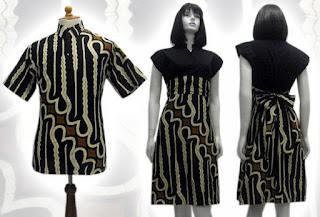 model batik indonesia