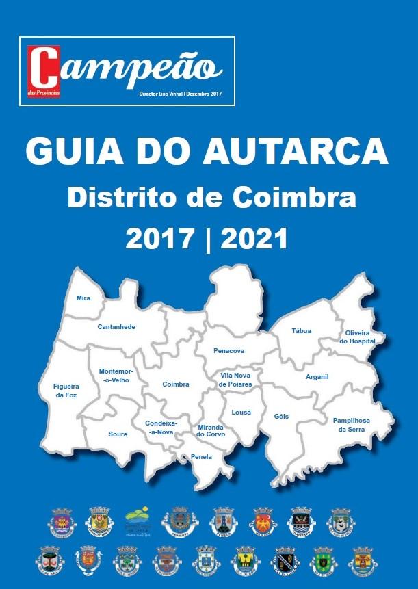 Guia do autarca - distrito de Coimbra 2017/2021