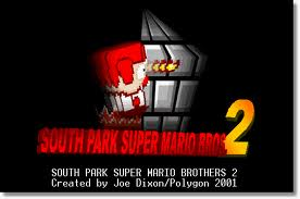 South Park Super Mario Brothers