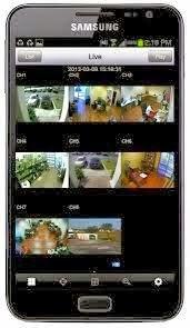 Hp Android Jadi Kamera CCTV