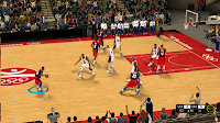 NBA 2K12 Roster Team United States A vs United States B