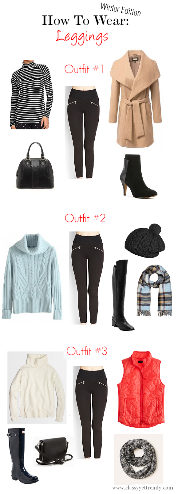 Outfit 1: