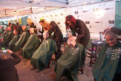 St. Baldrick&#8217;s &#8211; The Results